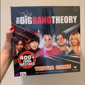 Other - NEW The Big Bang Theory trivia game